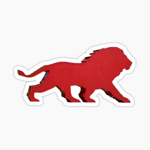 Lion de Lyon Sticker