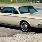 A Corvair from way back.. by Larry Llewellyn