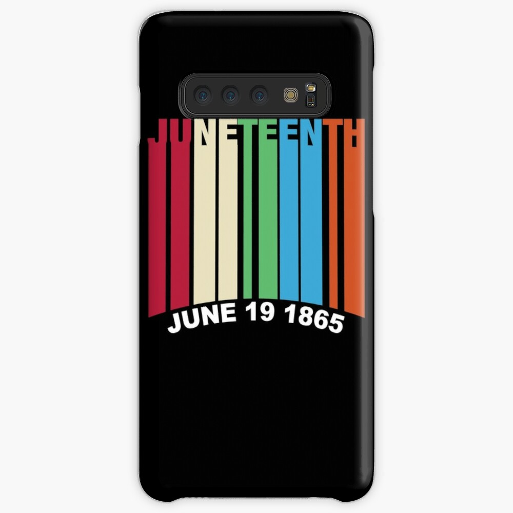 Juneteenth Retro Style Case & Skin for Samsung Galaxy