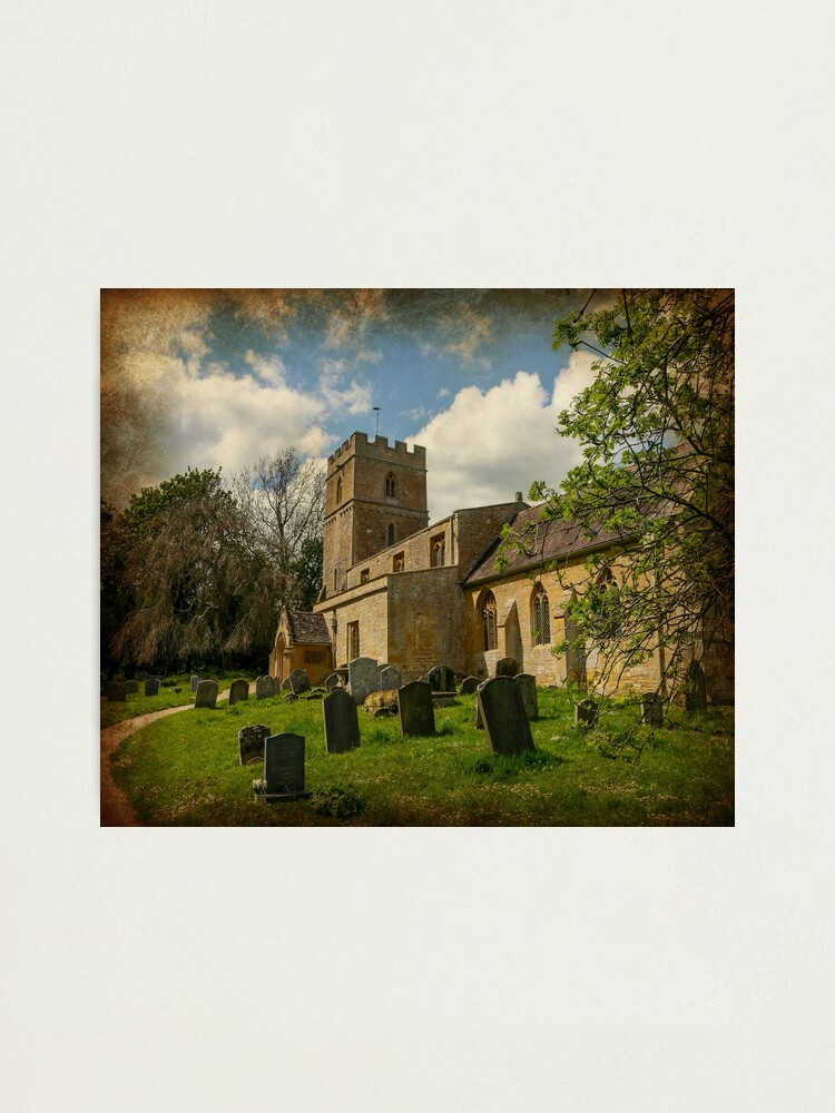 Alternate view of Church of St Peter Photographic Print