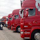 Mark Thorpe Trucks display by knelstrom