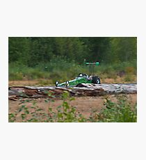 Dragster Photographic Print