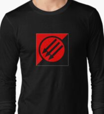 AnCom AntiFa Long Sleeve T-Shirt