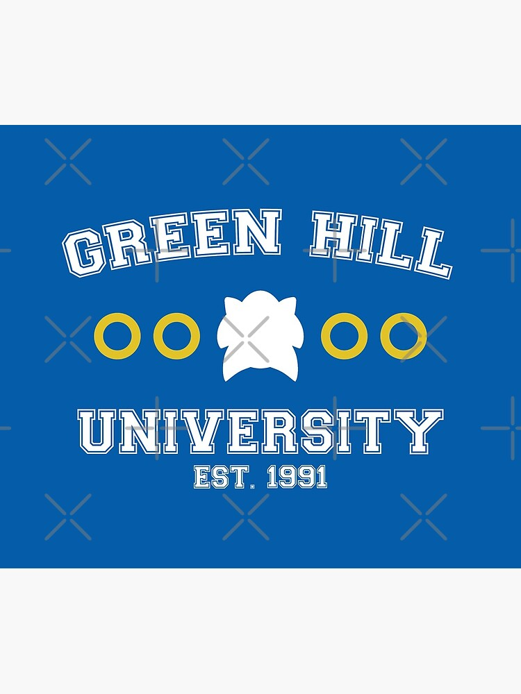 Green Hill University by AllisonDawn15