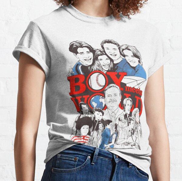 Boy Meets World Classic T-Shirt
