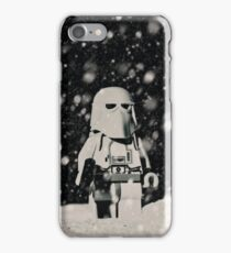 The night shift on Hoth iPhone Case/Skin