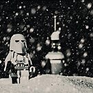 The night shift on Hoth by Mark Sayer