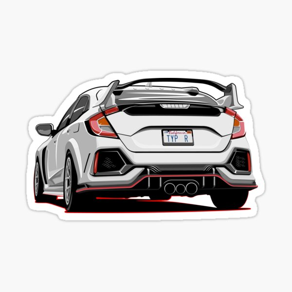 Honda Integra Stickers