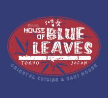 House of Blue Leaves Distress