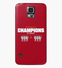 Liverpool Meister Hülle & Klebefolie für Samsung Galaxy