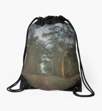 Walk in the Woods Drawstring Bag
