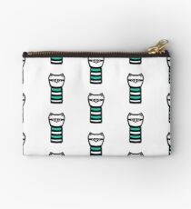 Troublesome Raccoon Zipper Pouch