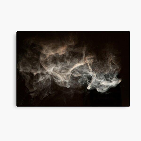 Hookah Smoke Canvas Print