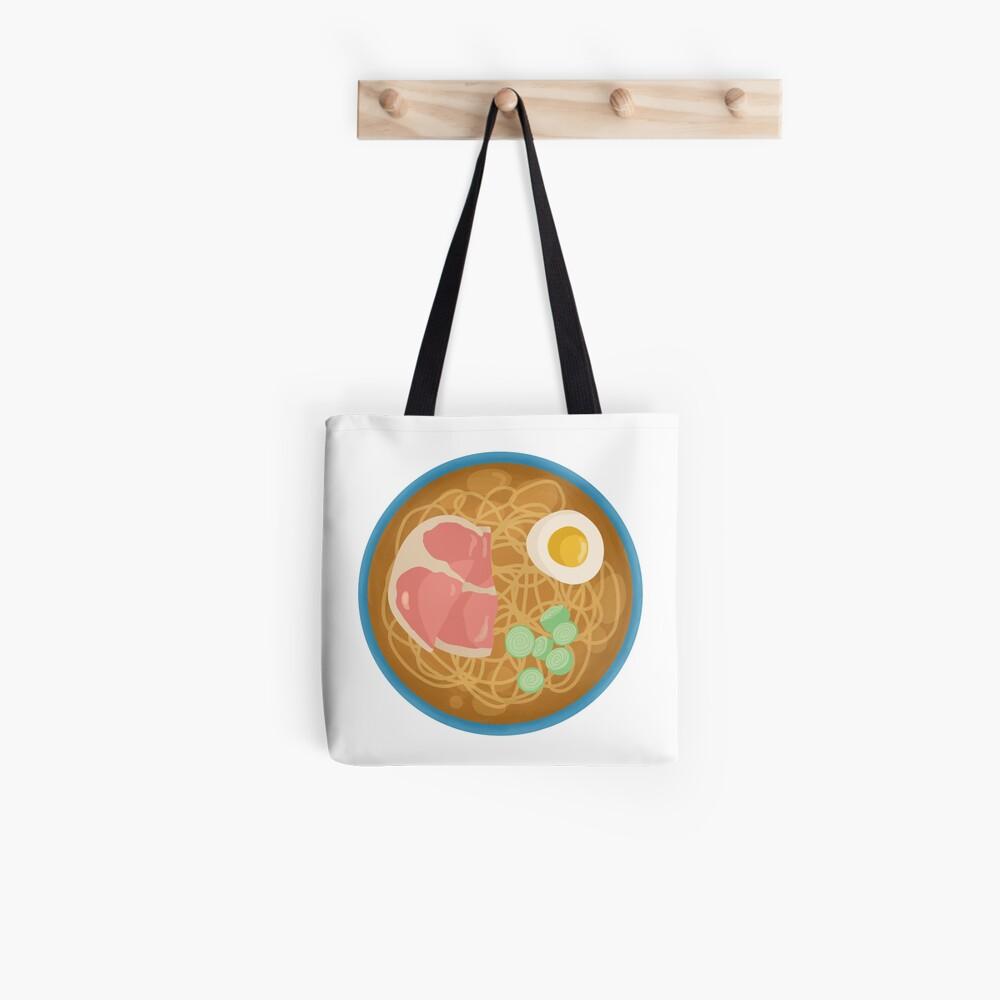 Ponyo Ramen Tote Bag