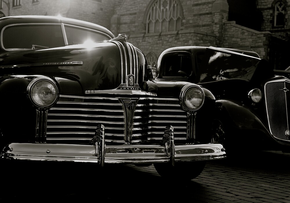 Bugsy... Old Time Gangster Rides\