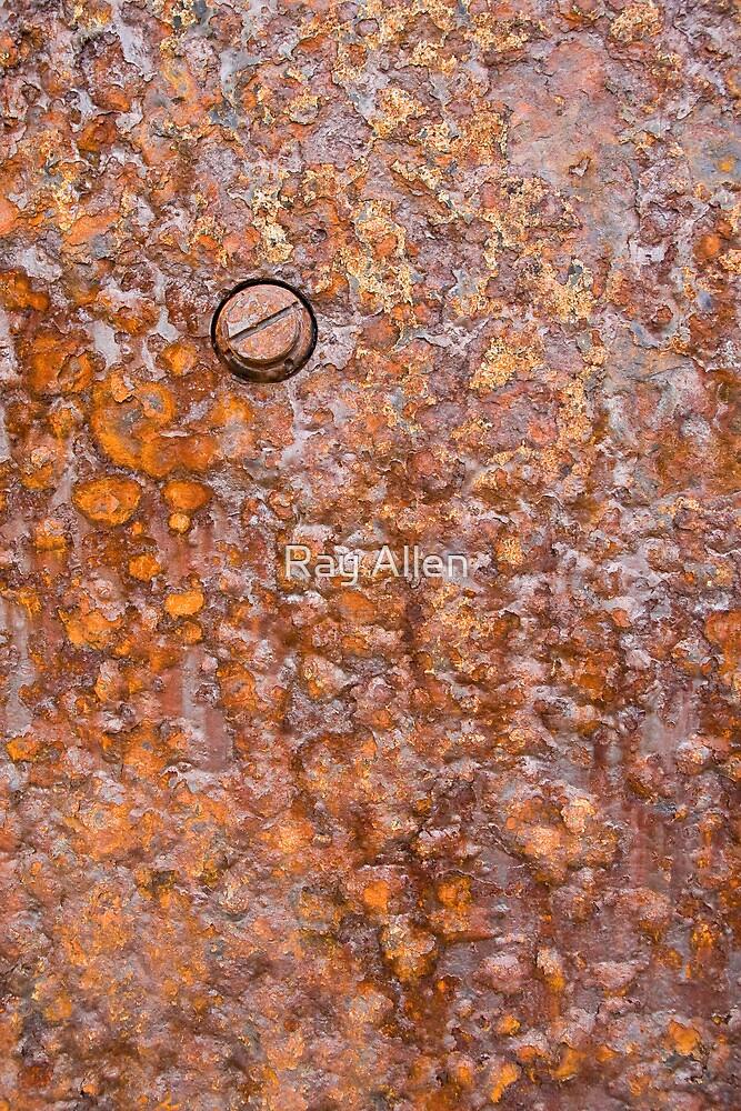 Rusty Boilerplate by Ray Allen