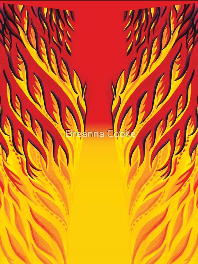 Fiery Phoenix  by breannacooke