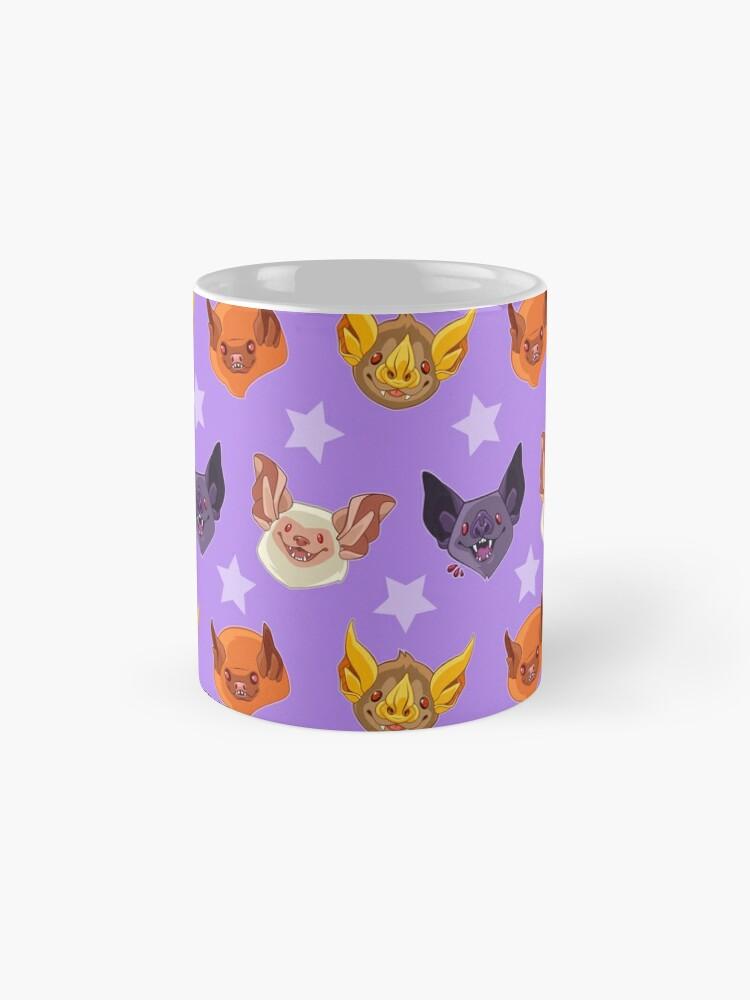 Alternate view of Bat Cuties Mugs