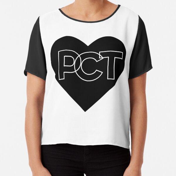 PCT Pacific Crest Trail Chiffon Top