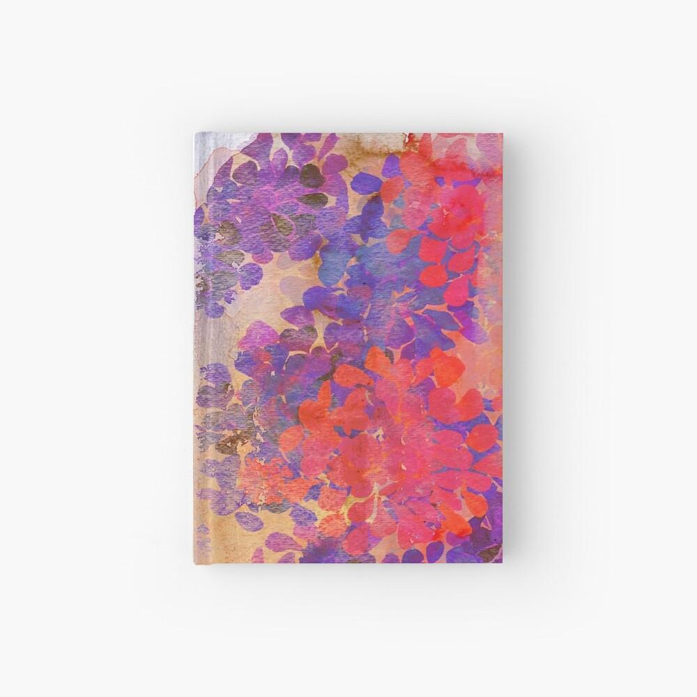 florale Komposition Notizbuch