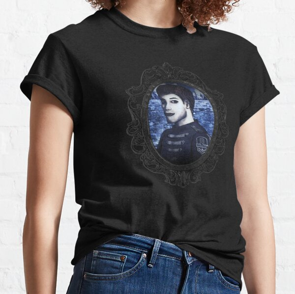 Lt Pasha Dimitrikov Classic T-Shirt