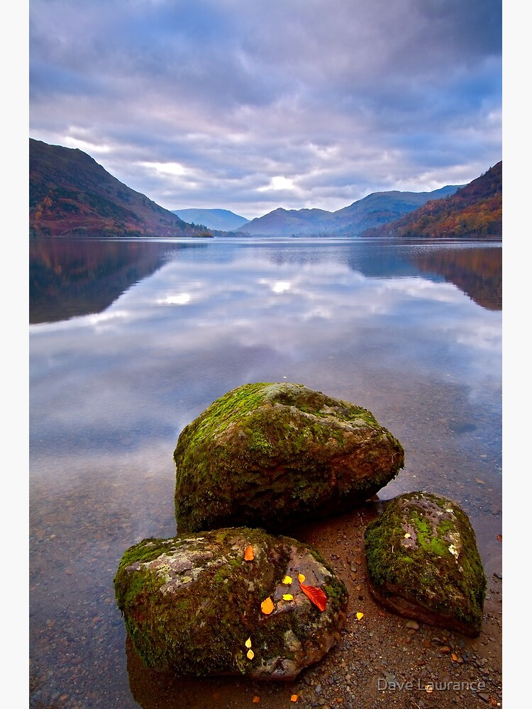 Ullswater - Early Morning by DLLP