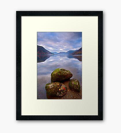 Ullswater - Early Morning Framed Print