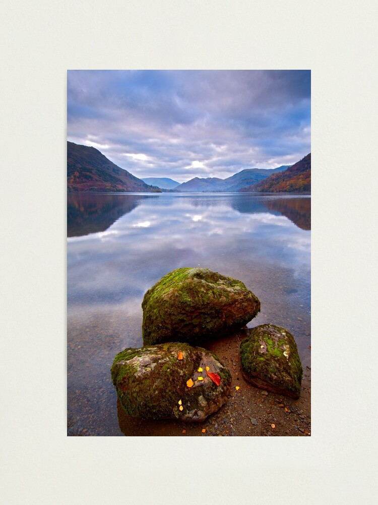 Alternate view of Ullswater - Early Morning Photographic Print
