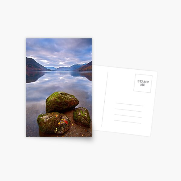 Ullswater - Early Morning Postcard