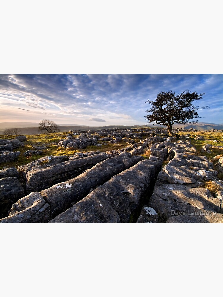 Limestone Country, Ribblesdale - The Yorkshire Dales by DLLP