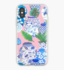 chinese ginger jars iPhone Case