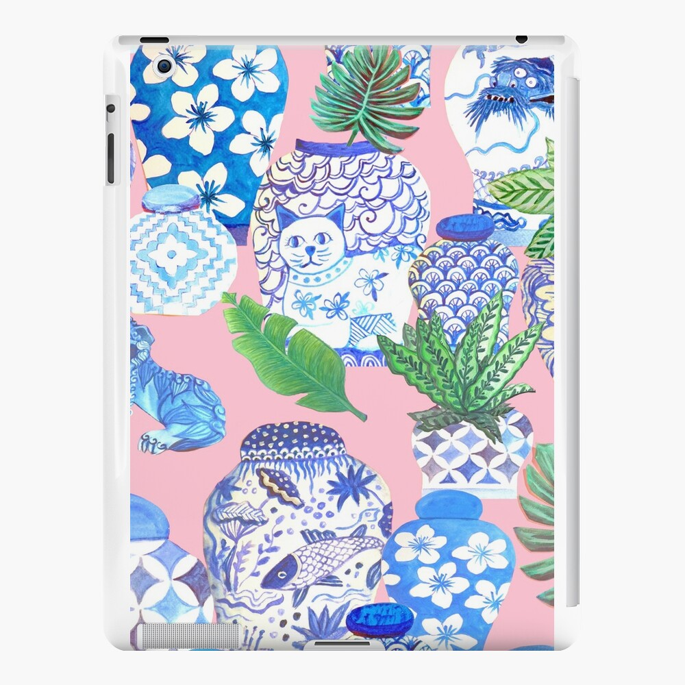 chinese ginger jars iPad Cases & Skins