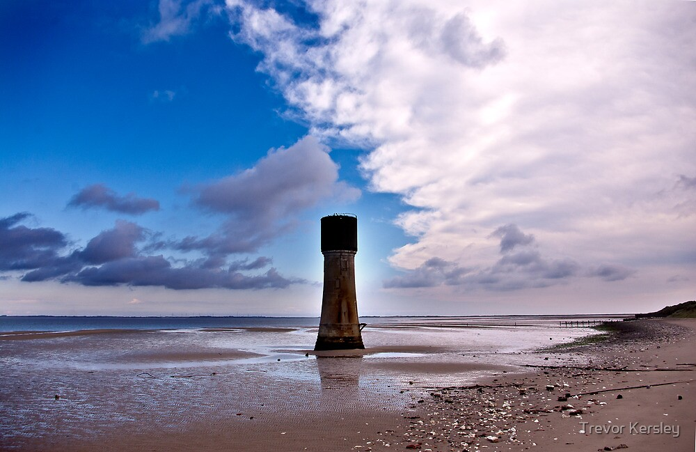 Humber Estuary - Tides Out by Trevor Kersley