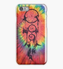 Catcher of the Vivid Nights | Tie Dye iPhone Case/Skin