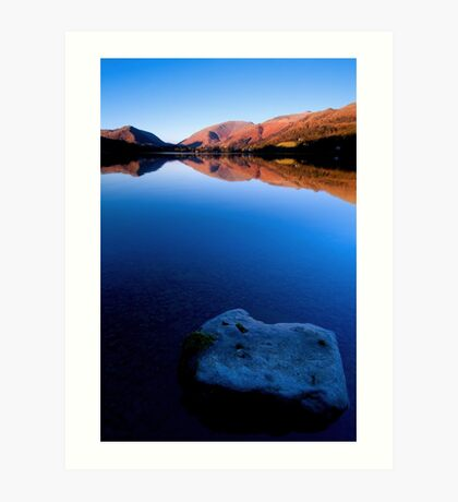 Grasmere - The Lake District Art Print