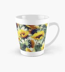 Sonnenblumen für immer Tasse (konisch)