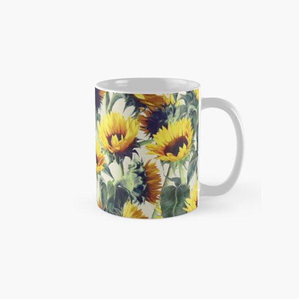 Sunflowers Forever Classic Mug
