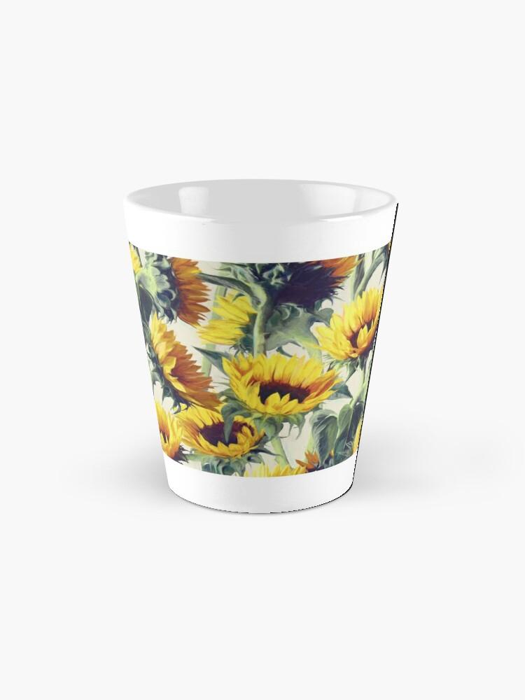 Alternate view of Sunflowers Forever Mug
