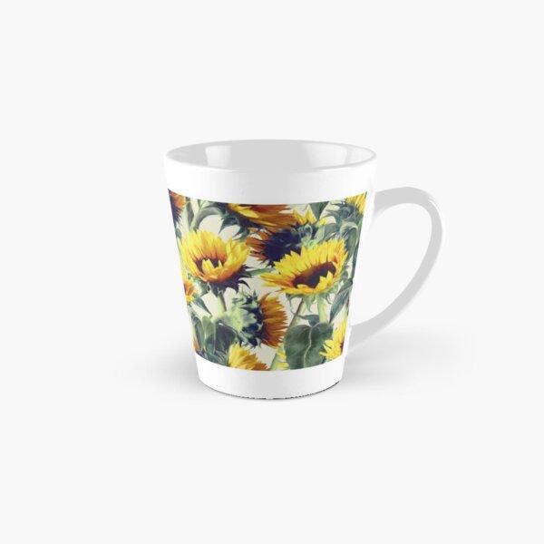 Sunflowers Forever Tall Mug