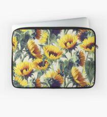 Sonnenblumen für immer Laptoptasche