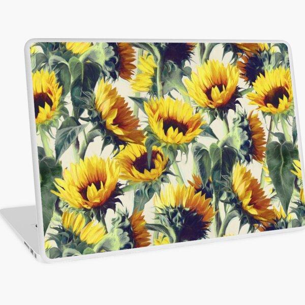 Sunflowers Forever Laptop Skin