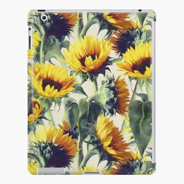 Sunflowers Forever iPad Snap Case