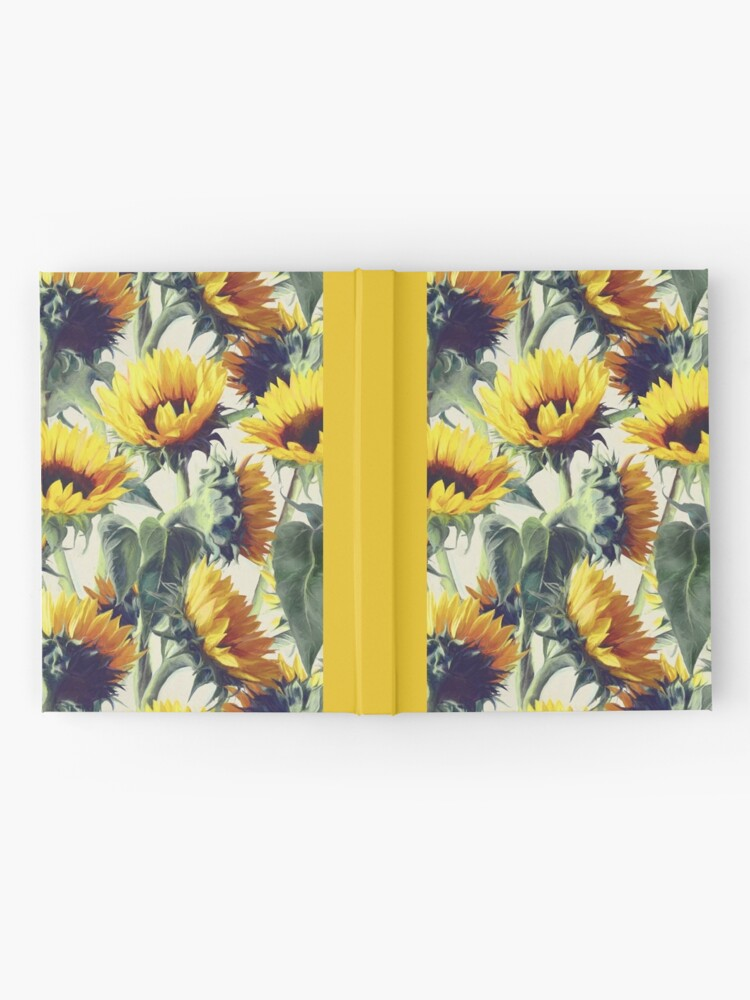 Alternate view of Sunflowers Forever Hardcover Journal