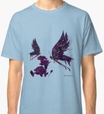 Butterflies and Carnations Classic T-Shirt