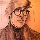 Chameleon #5. Portrait of Patrick McDonald, 'The New York Dandy' by John Sunderland