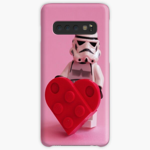 Trooper's Heart - Valentine, Birthday, Mother's Day Card Samsung Galaxy Snap Case
