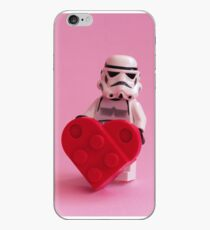 Trooper's Heart - Valentine, Birthday, Mother's Day Card iPhone Case