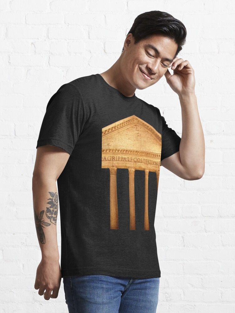 Alternate view of Pantheon, Rome Essential T-Shirt