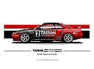 Copy of  JTC Team Taisan R32 1991 by kanseigazou