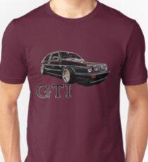 Mark 2 Volkswagen Golf GTI Unisex T-Shirt